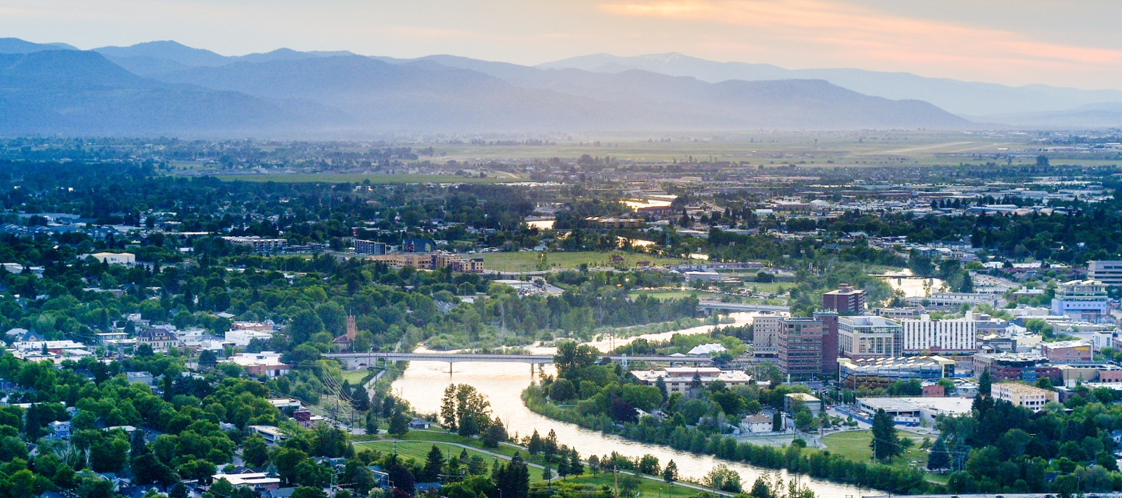 View of Missoula