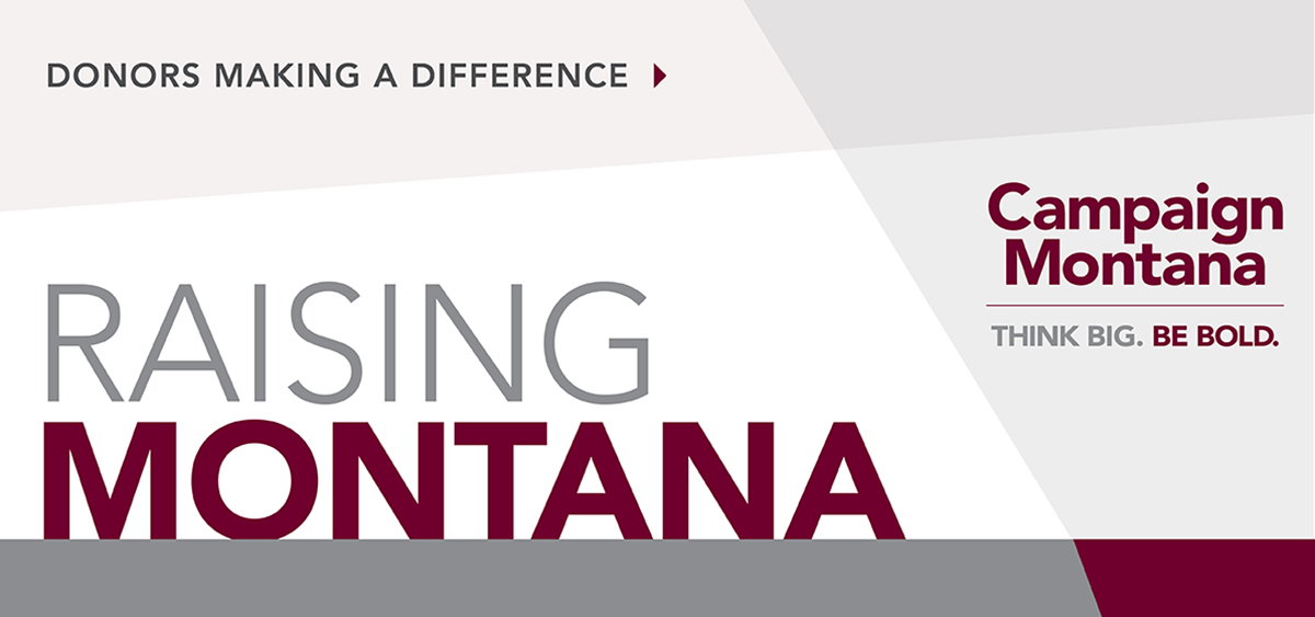 Raising Montana newsletter artwork